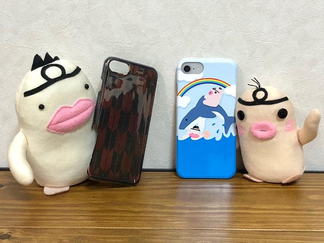 イケダム in iPhone8カバー