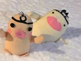 イケダム in 積雪2018
