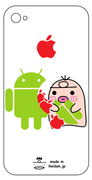 イケダム in iPhone4/iPhone4Sカバー - その7